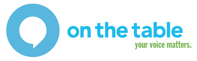 On the Table logo