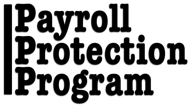 Payroll Protection Program in block letters