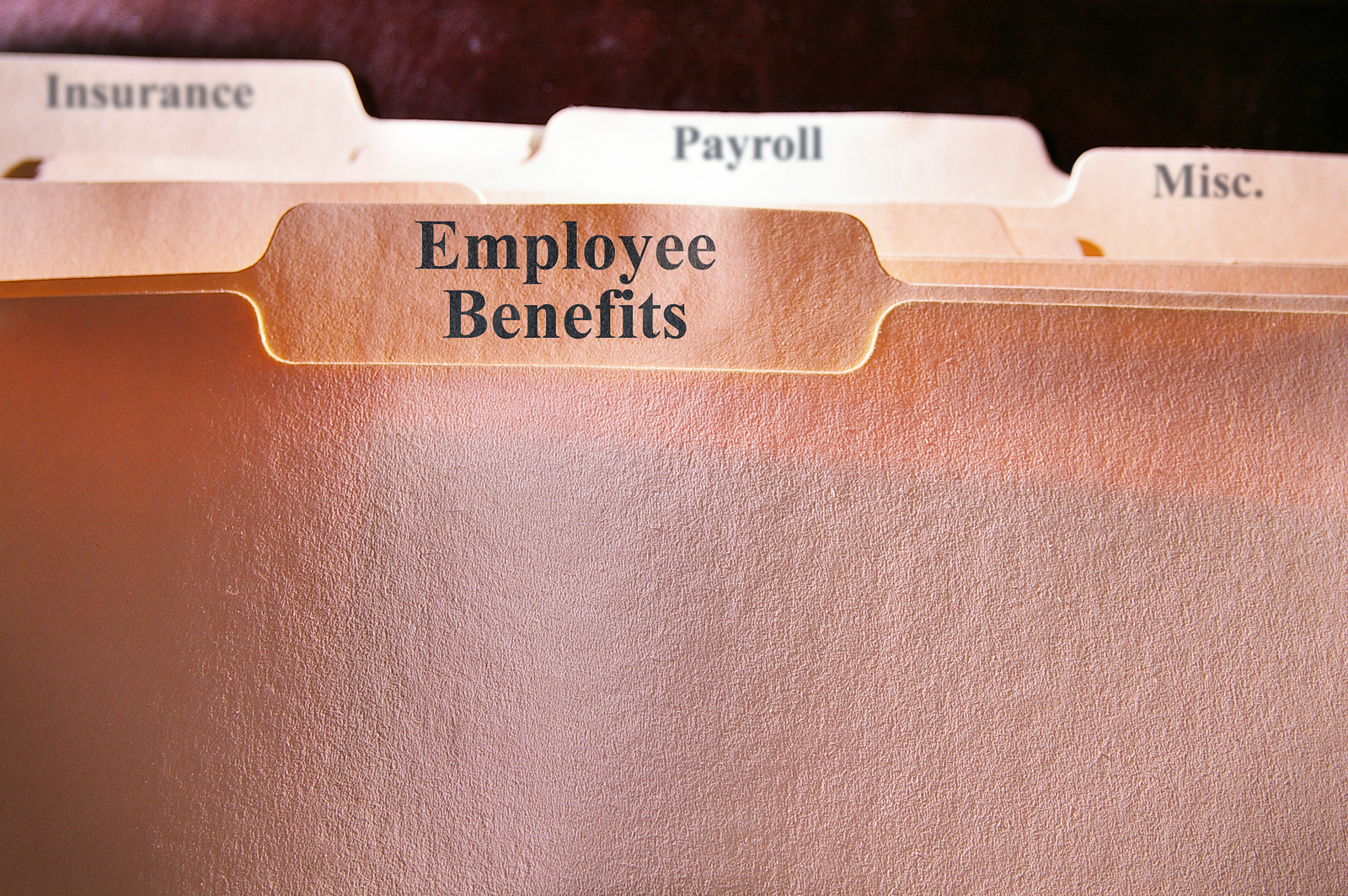 Benefits Folders