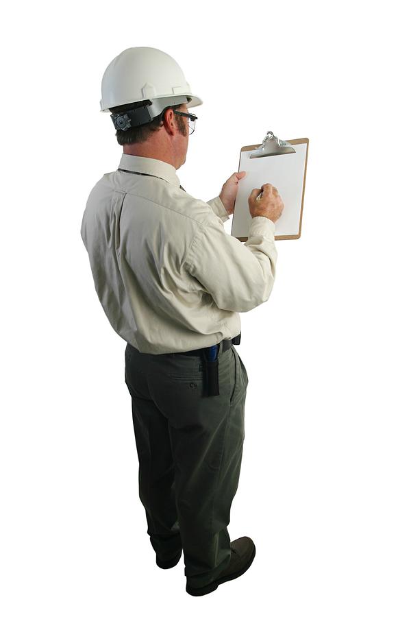 Safety Inspector Checklist