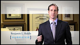 Video of Benjamin L. Riddle