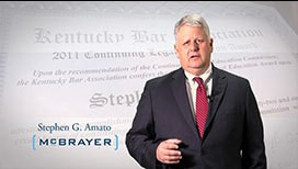 Video of Stephen G. Amato