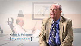 Video of Calvin R. Fulkerson